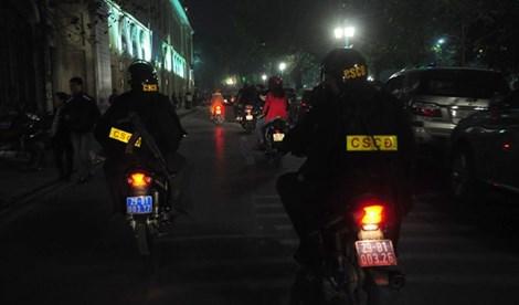Khi nào cảnh sát cơ động mặc thường phục tuần tra? - 1