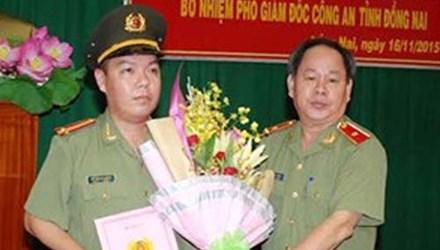 Phó Giám đốc Công an tỉnh Đồng Nai 33 tuổi - 1