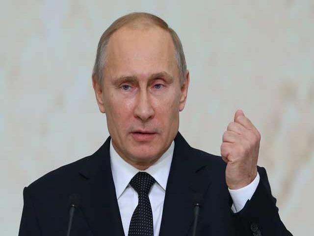 Putin: IS nhận tiền từ 40 quốc gia - 1