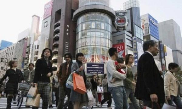 Kinh tế Nhật Bản bước vào suy thoái - 1