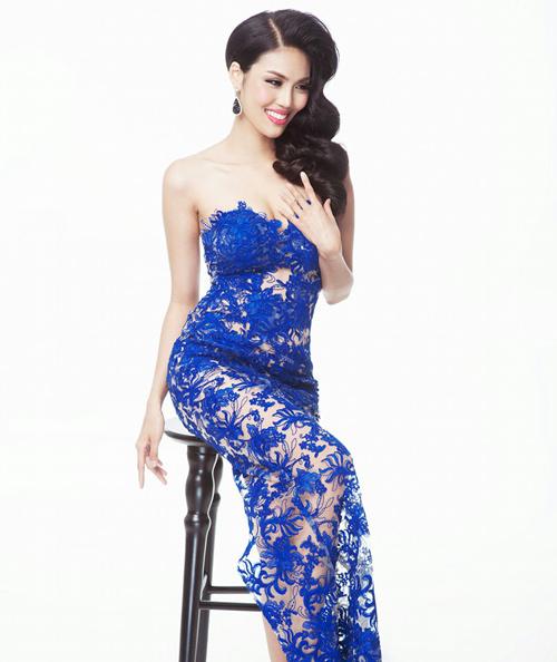 Lan Khuê được dự đoán là á hậu 1 Hoa hậu Thế giới - 2