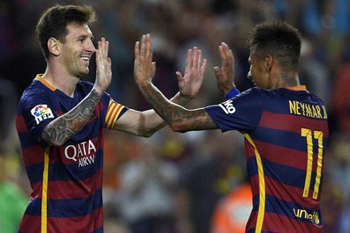 Đại gia nào của NHA đón Messi lương 600.000 bảng/tuần? - 1