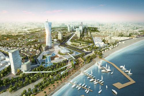 """Hai dự án """"vàng"""" tại Nha Trang thu hút các nhà đầu tư cả nước - 2"""