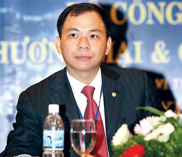 Ông Phạm Nhật Vượng tiếp tục là tỷ phú USD duy nhất VN - 2