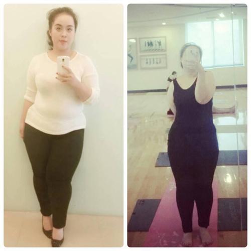 """Hành trình giảm cân của nàng béo """"xinh như hoa"""" - 4"""