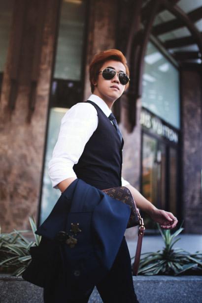 Eric Nguyễn - 'hiện tượng mới' của làng thời trang Việt - 3