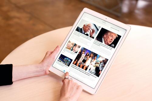 iPad Pro: Màn hình cực đẹp, trải nghiệm tuyệt đỉnh - 3