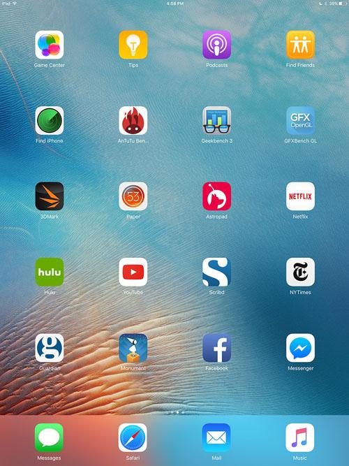 iPad Pro: Màn hình cực đẹp, trải nghiệm tuyệt đỉnh - 8