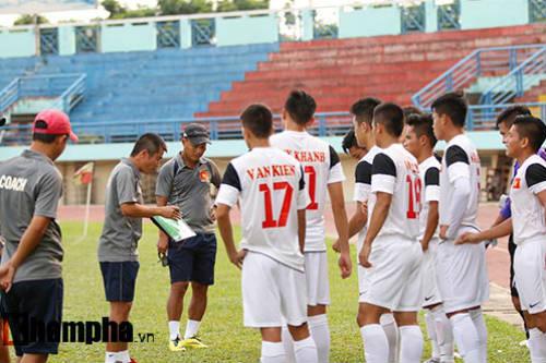 """Sợ U21 HAGL """"do thám"""", U19 Hàn Quốc giấu bài - 1"""