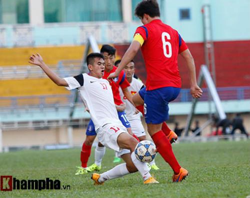 """Sợ U21 HAGL """"do thám"""", U19 Hàn Quốc giấu bài - 10"""