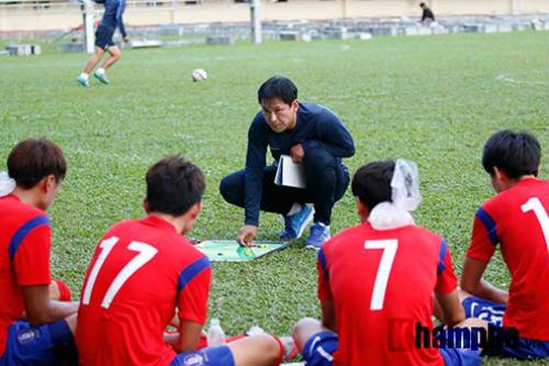 """Sợ U21 HAGL """"do thám"""", U19 Hàn Quốc giấu bài - 11"""
