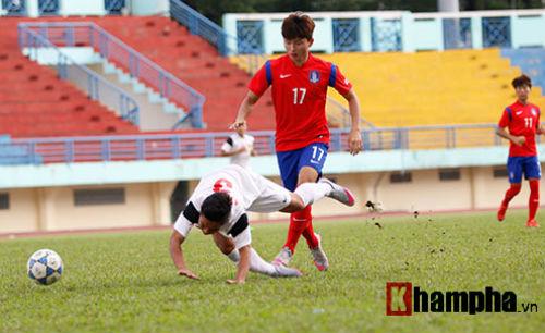 """Sợ U21 HAGL """"do thám"""", U19 Hàn Quốc giấu bài - 3"""