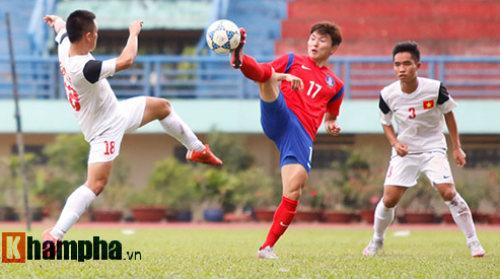 """Sợ U21 HAGL """"do thám"""", U19 Hàn Quốc giấu bài - 4"""
