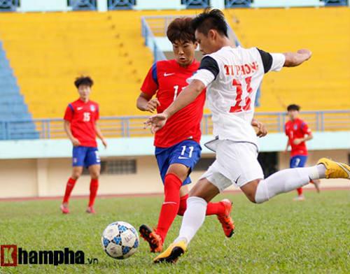 """Sợ U21 HAGL """"do thám"""", U19 Hàn Quốc giấu bài - 5"""