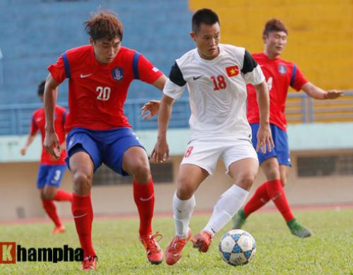 """Sợ U21 HAGL """"do thám"""", U19 Hàn Quốc giấu bài - 7"""
