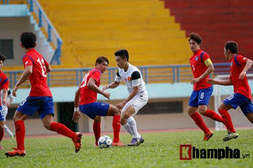 """Sợ U21 HAGL """"do thám"""", U19 Hàn Quốc giấu bài - 8"""