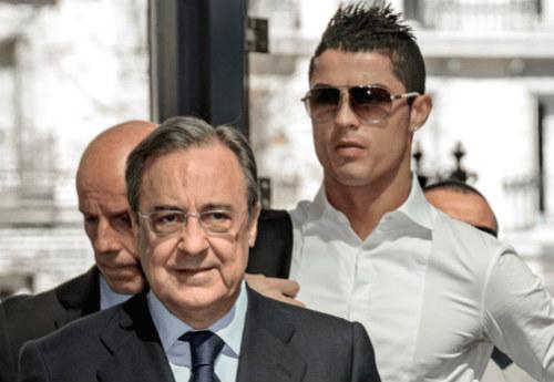Ronaldo & Perez: Nhún thì ở, chống thì đi - 1