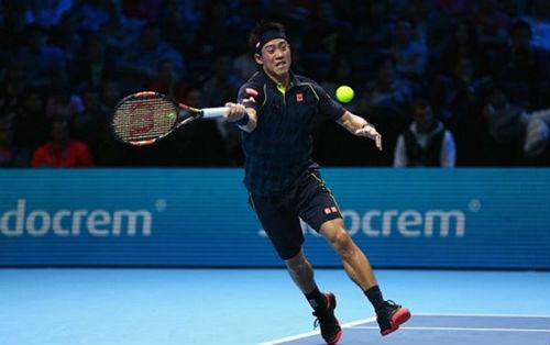 Berdych - Nishikori: Trả giá vì sai lầm (ATP Finals) - 1