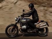 Ô tô - Xe máy - Lộ diện BMW R nineT Scrambler trước ngày ra mắt