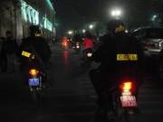 Tin tức trong ngày - Khi nào cảnh sát cơ động mặc thường phục tuần tra?