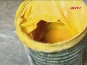 Video An ninh - Cấm 5 chất nhuộm vàng da gà có thể gây ung thư