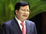 Tin tức trong ngày - Bộ trưởng Xây dựng nói về chống ùn tắc giao thông