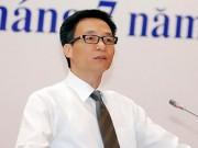 Tin tức Việt Nam - Phó Thủ tướng Vũ Đức Đam trả lời chất vấn về ATVSTP