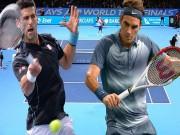 Thể thao - Chi tiết Djokovic – Federer: Chóng vánh set 2