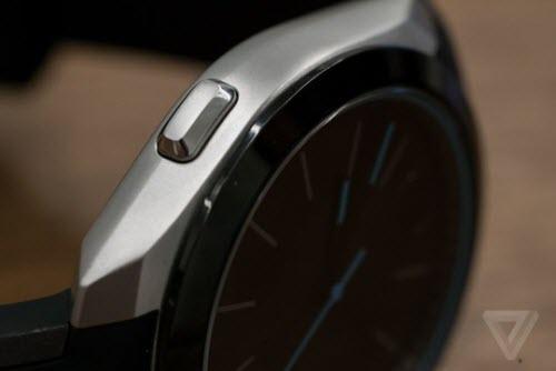Movado Bold Motion: Smartwach không màn hình cảm ứng - 1