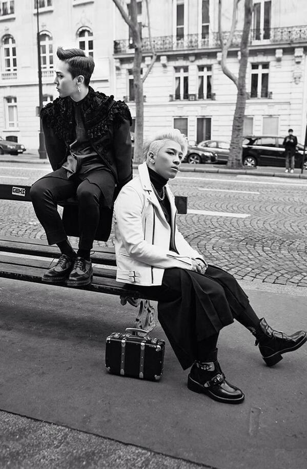 10 dấu ấn đặc biệt của sao K-Pop tại Paris - 4