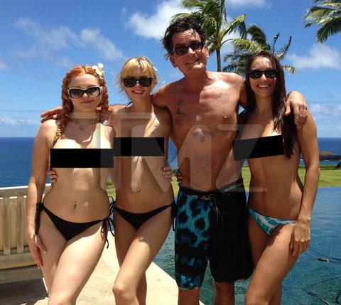 Tình trường thác loạn của tài tử Hollywood nhiễm HIV - 3