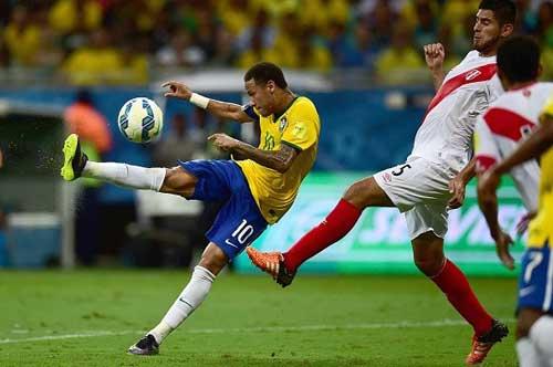 Video Brazil vs Peru - 1