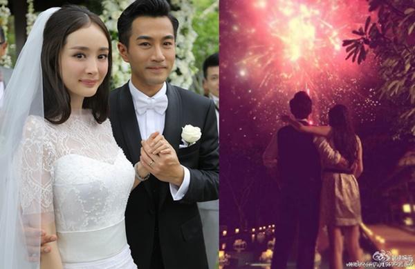 Dương Mịch phản pháo tin đồn ly hôn vì ngoại tình - 3