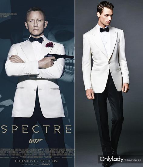 Khảo giá trang phục tiền tỷ của điệp viên James Bond - 1