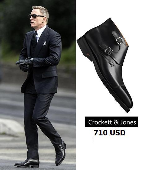 Khảo giá trang phục tiền tỷ của điệp viên James Bond - 11
