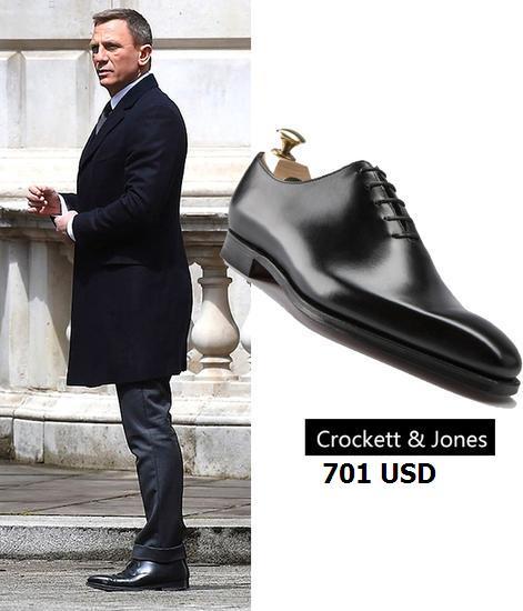 Khảo giá trang phục tiền tỷ của điệp viên James Bond - 12