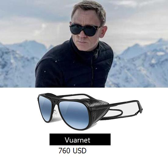 Khảo giá trang phục tiền tỷ của điệp viên James Bond - 15
