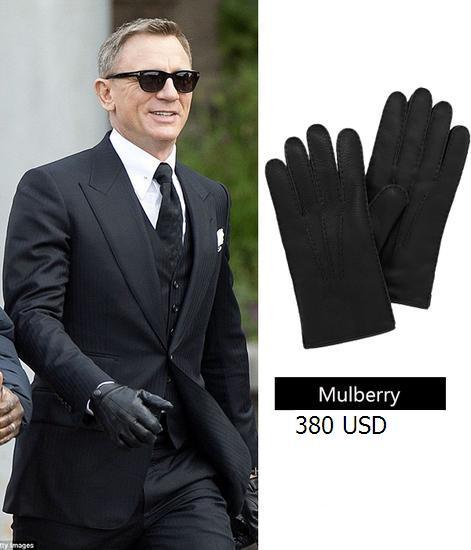 Khảo giá trang phục tiền tỷ của điệp viên James Bond - 16