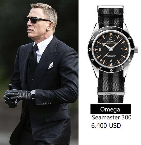 Khảo giá trang phục tiền tỷ của điệp viên James Bond - 17