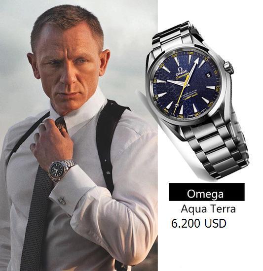 Khảo giá trang phục tiền tỷ của điệp viên James Bond - 18
