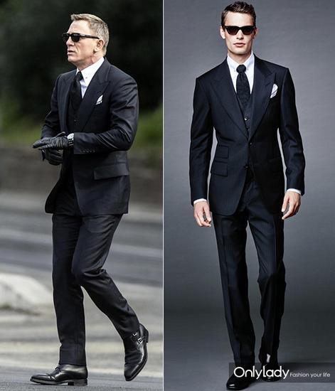 Khảo giá trang phục tiền tỷ của điệp viên James Bond - 2