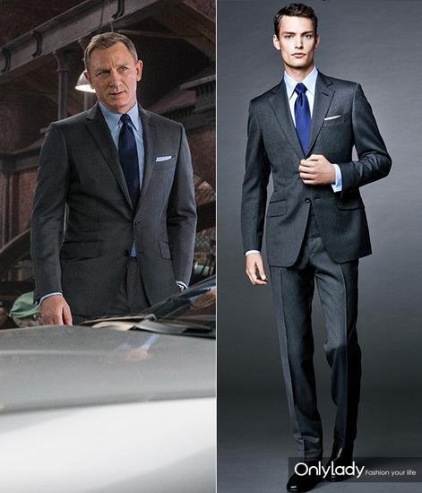 Khảo giá trang phục tiền tỷ của điệp viên James Bond - 3