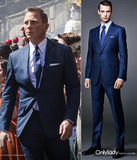 Khảo giá trang phục tiền tỷ của điệp viên James Bond - 4