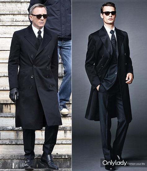 Khảo giá trang phục tiền tỷ của điệp viên James Bond - 6