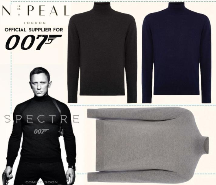 Khảo giá trang phục tiền tỷ của điệp viên James Bond - 8