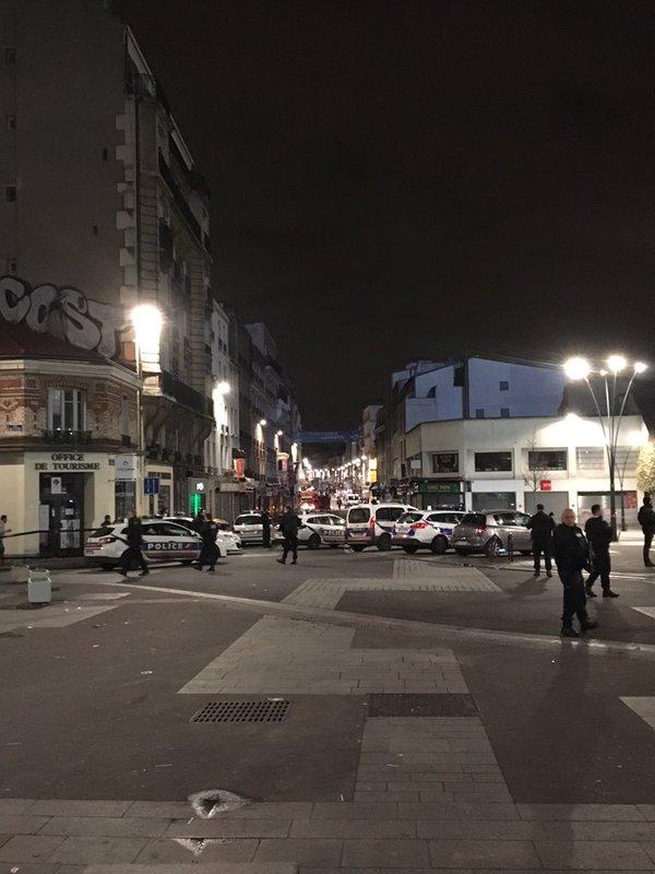 Cảnh sát đấu súng một mất một còn với khủng bố Paris - 8