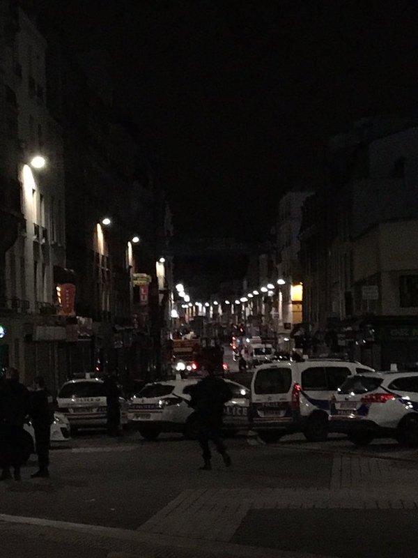 Cảnh sát đấu súng một mất một còn với khủng bố Paris - 9