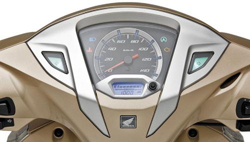5 lý do khiến phái đẹp phải xiêu lòng trước Honda LEAD - 2