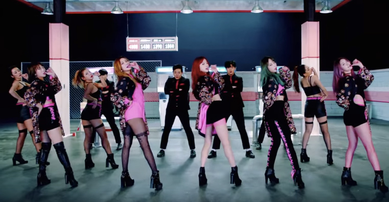"""Nhóm nhạc """"giỏi lắc hông"""" EXID tung ca khúc sexy mới - 2"""