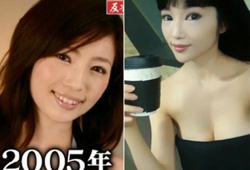 """Diễn viên Nhật Bản """"hóa"""" búp bê người lớn vì thẩm mỹ - 3"""